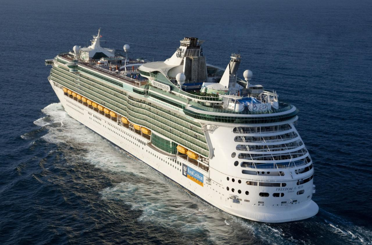 Oasis of the seas  The most expensive cruise ships of all