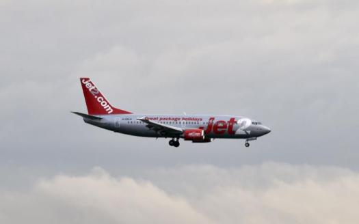 A Jet2 aircraft has been forced to land twice in as many weeks
