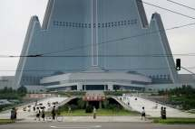 North Korea' Abandoned 'hotel Of Doom' Finally Open