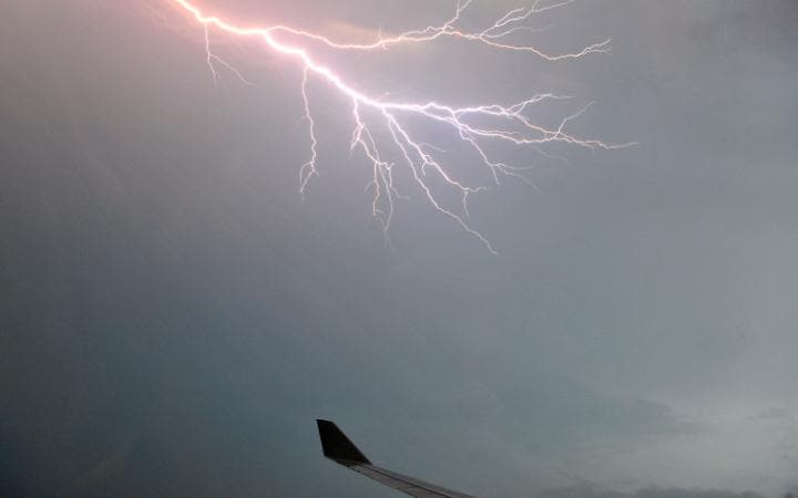 Lightning strikes aren't as dangerous to aircraft as many people think