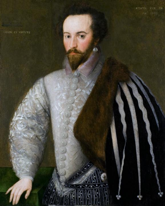 Smoking was popularized at court by Sir Walter Raleigh and by the 1590s Londoners were addicted