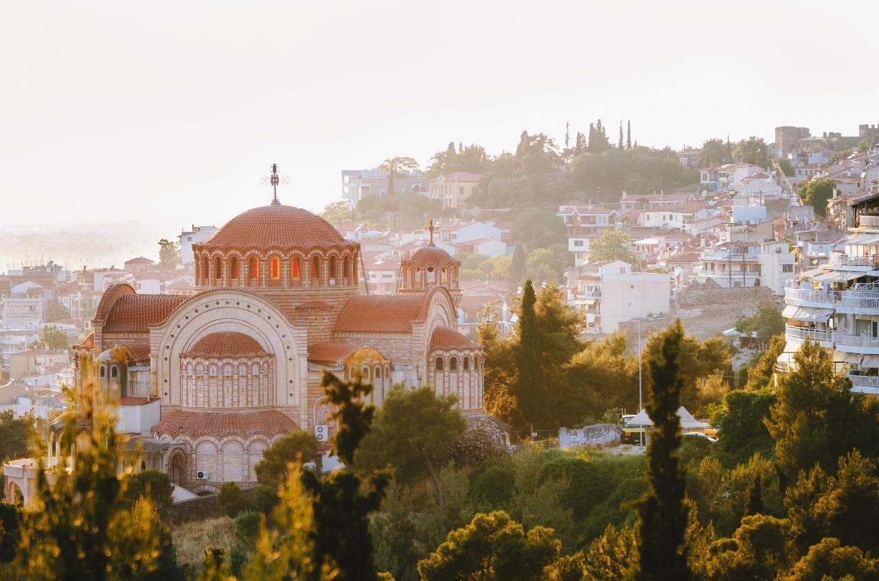 Anthony Horowitz On Thessaloniki The Greek Answer To