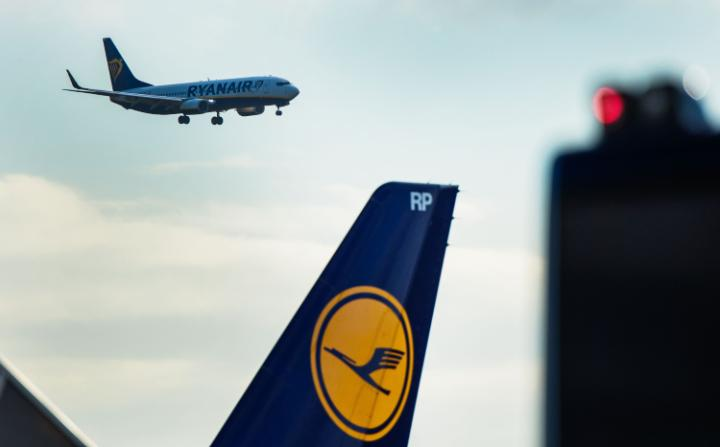 A Ryanair announcement caused hysteria in 2016