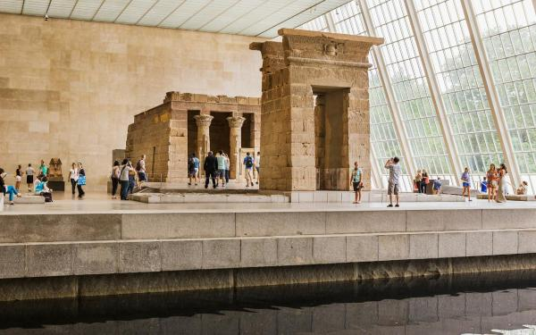 York' Met Museum Charge Entry Fee