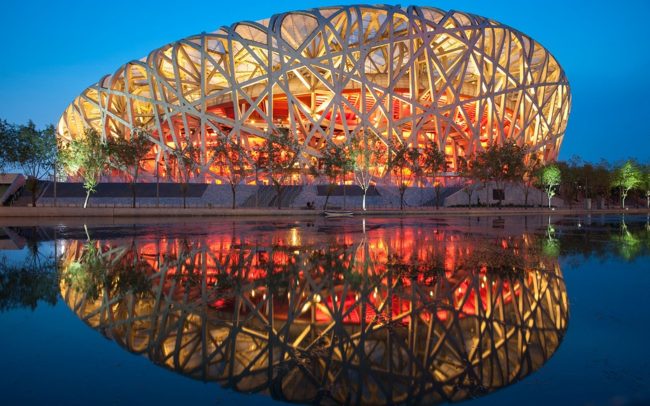 10 years on from the Olympics is Beijing still at a