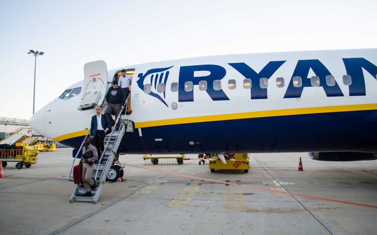 Ryanair postpones enforcement of new bag rules amid confusion at Stansted