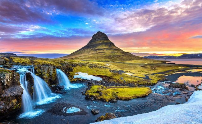 The Captivating Corner Of Iceland With Sleeping Volcanoes