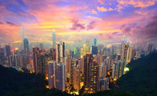 Where To Stay In Hong Kong Hotels By District Telegraph
