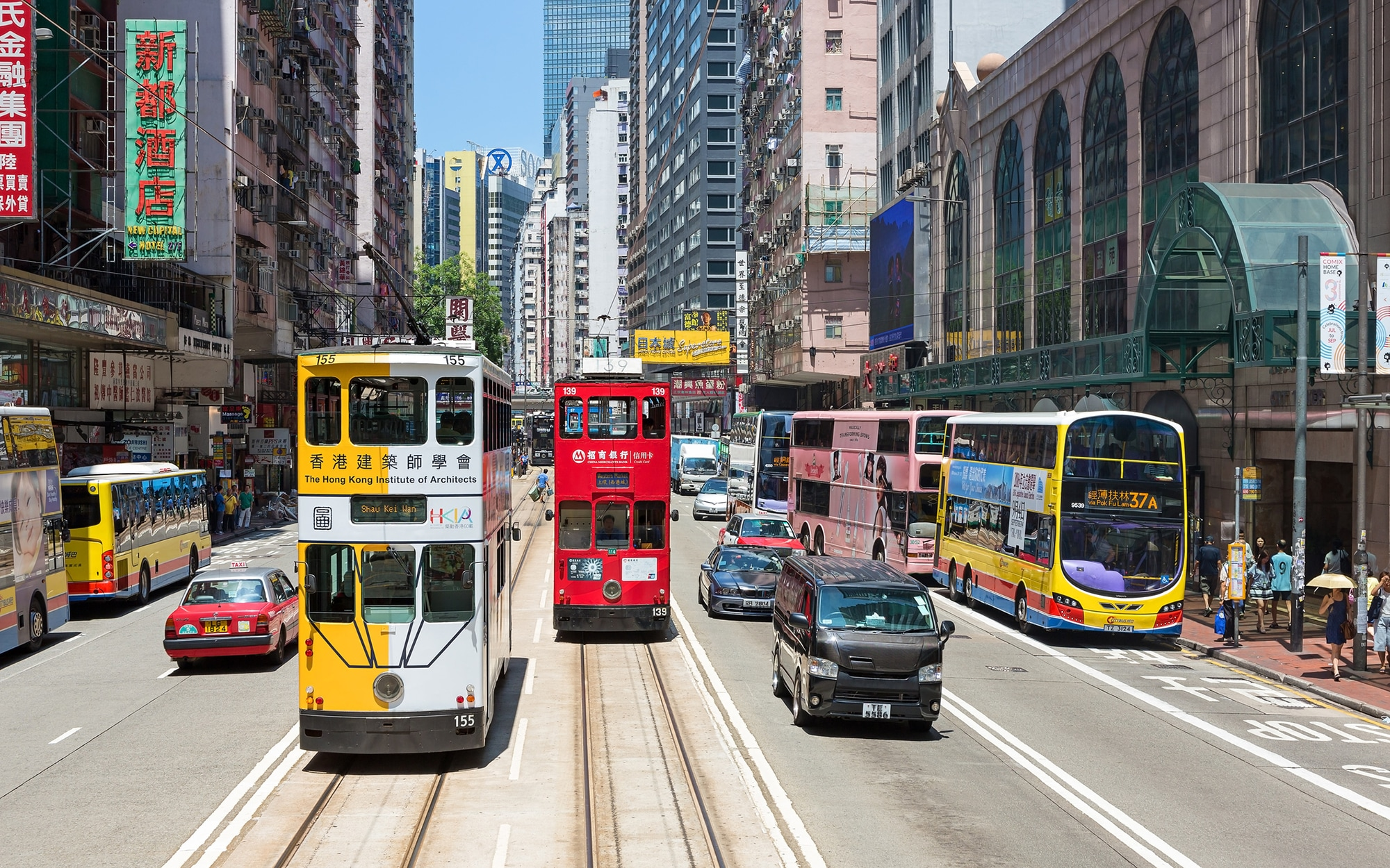The Best Things To Do In Hong Kong Telegraph Travel