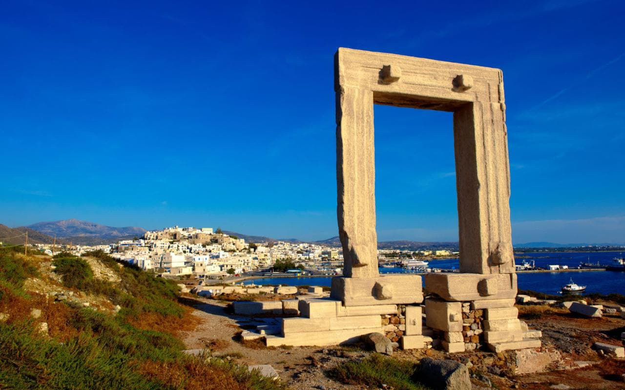 Naxos attractions