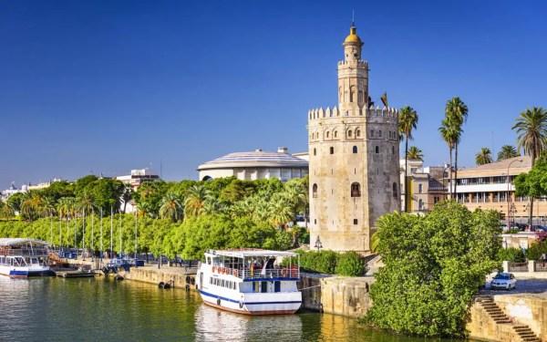 Weekend Break In. Seville