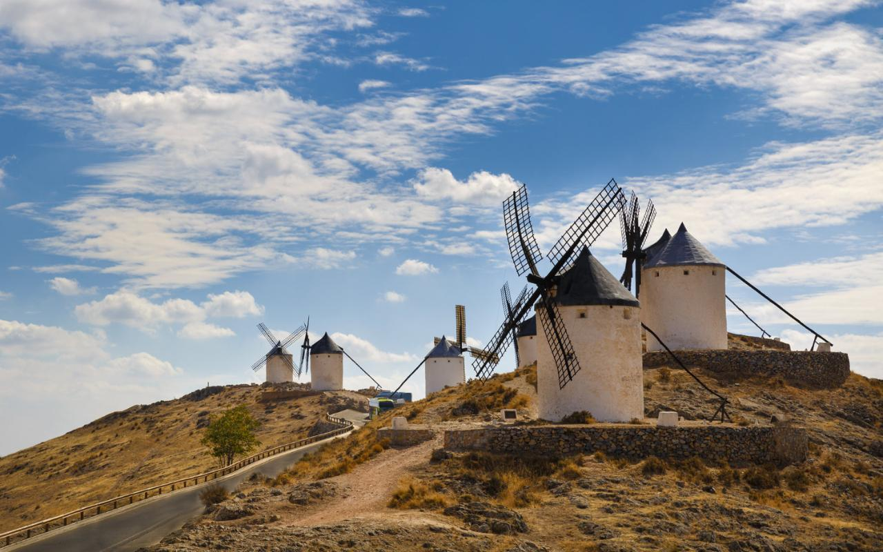 In the footsteps of Cervantes the Shakespeare of Spain