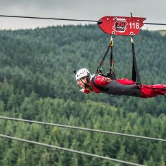 4 Man Zip Wire Wales Viper Alarm 350hv Wiring Diagram The World S Fastest Line In North Just Got Faster Velocity 2 Is Even Than Its Older Sibling