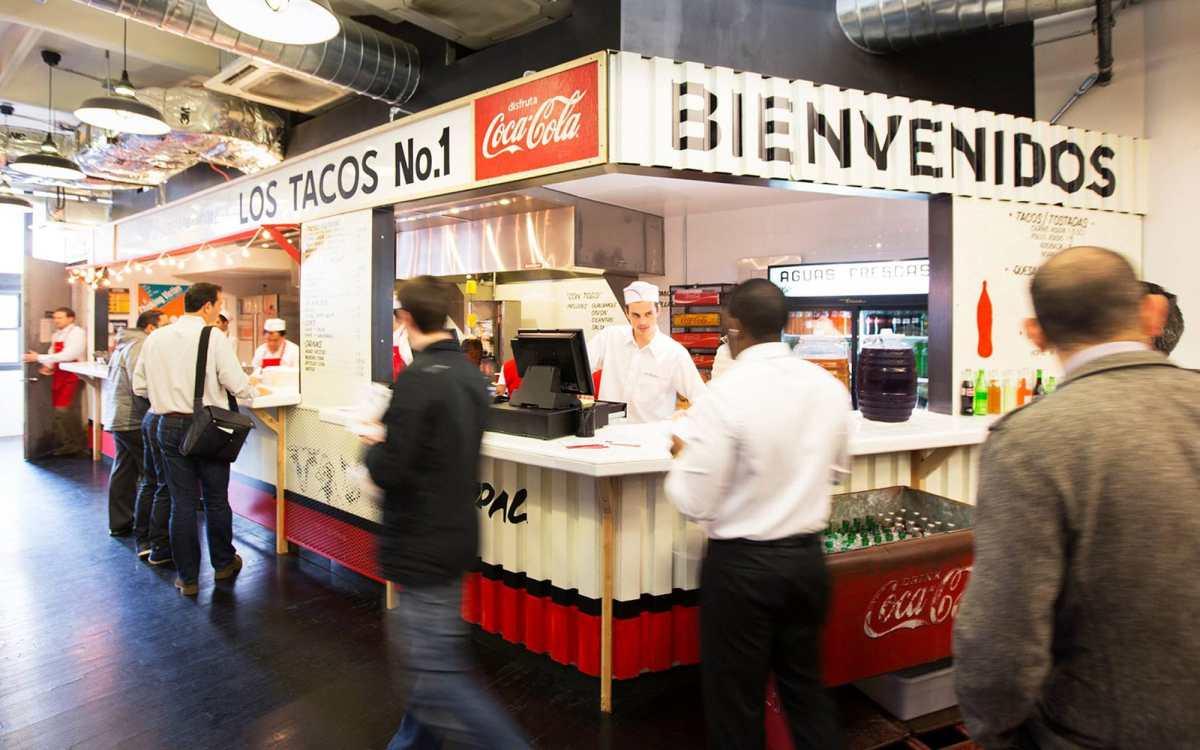Los Tacos, New York
