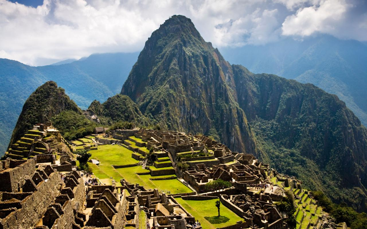Why Anyone Wanting To Hike The Inca Trail In Needs To
