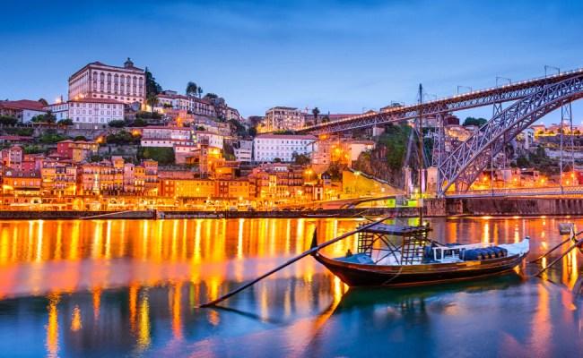 Deluxe Lisbon And Porto Break