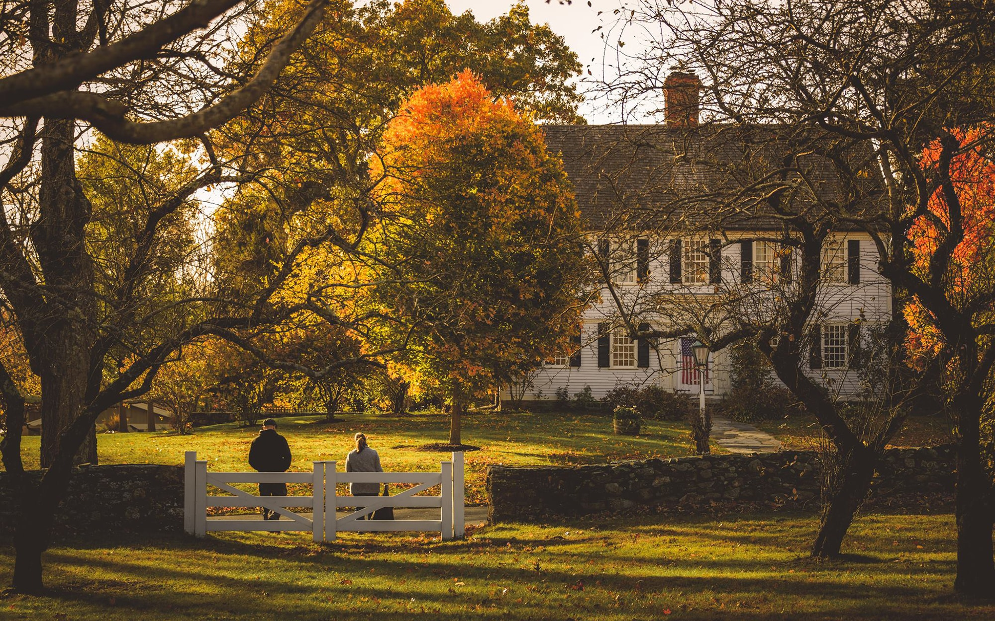 Vermont Fall Farm Wallpaper The Best New England Hotels For Autumn Foliage And Leaf