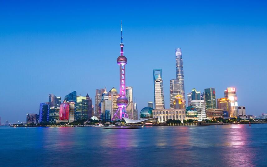 The worlds best city skylines  Travel