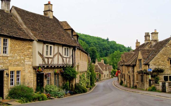 Britain's most romantic places - image 171 of 20