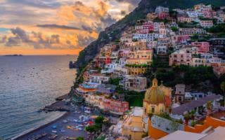 Positano waterfront