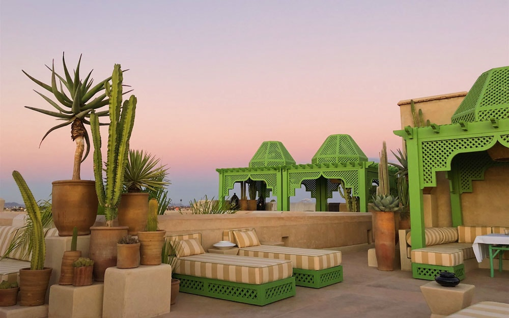 The Best Boutique Hotels In Marrakech Telegraph Travel