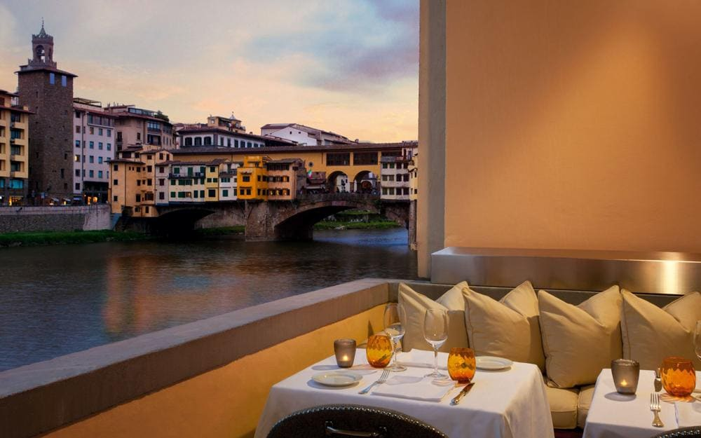 Top 10 The Best Florence Hotels Near The Ponte Vecchio