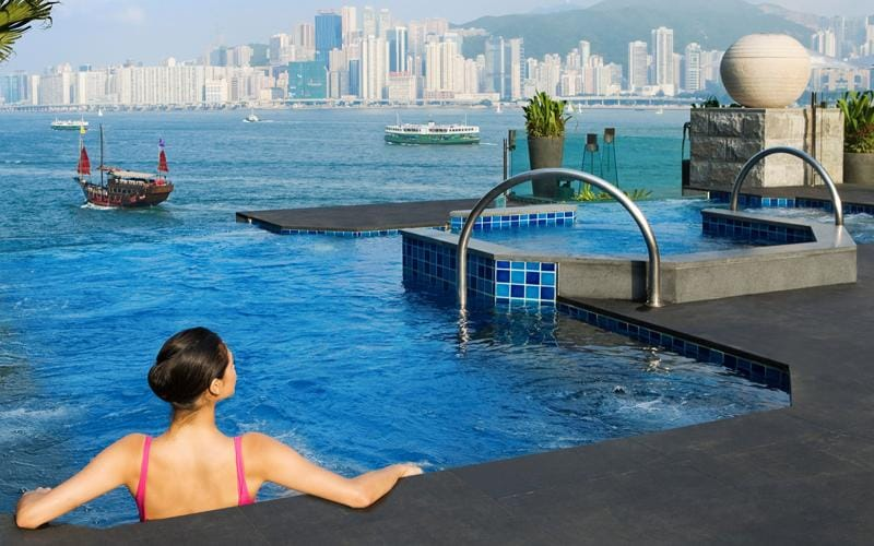 Top 10 the best Hong Kong hotels with pools  Telegraph