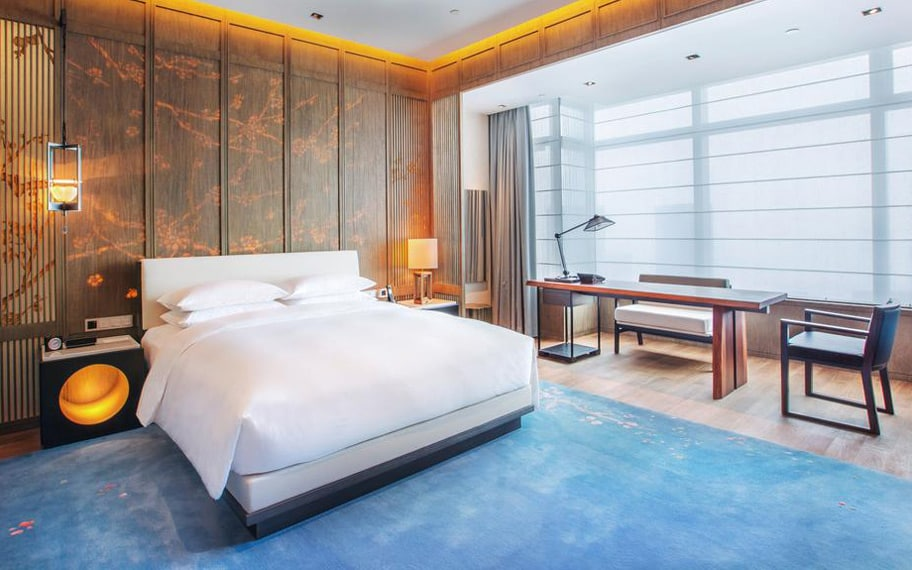 Park Hyatt Hangzhou Hotel Review Zhejiang China