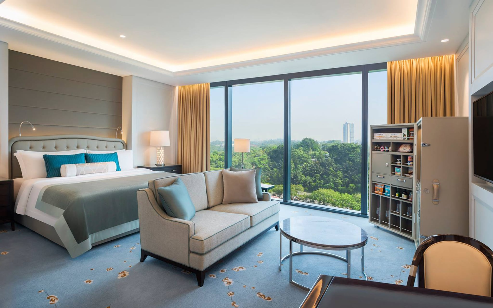 tropical living room in malaysia furniture sets uk the st regis kuala lumpur hotel review travel
