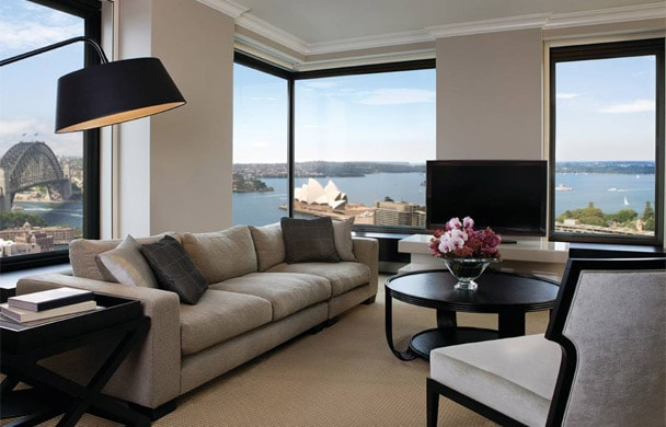 Four Seasons Sydney Hotel Review New South Wales