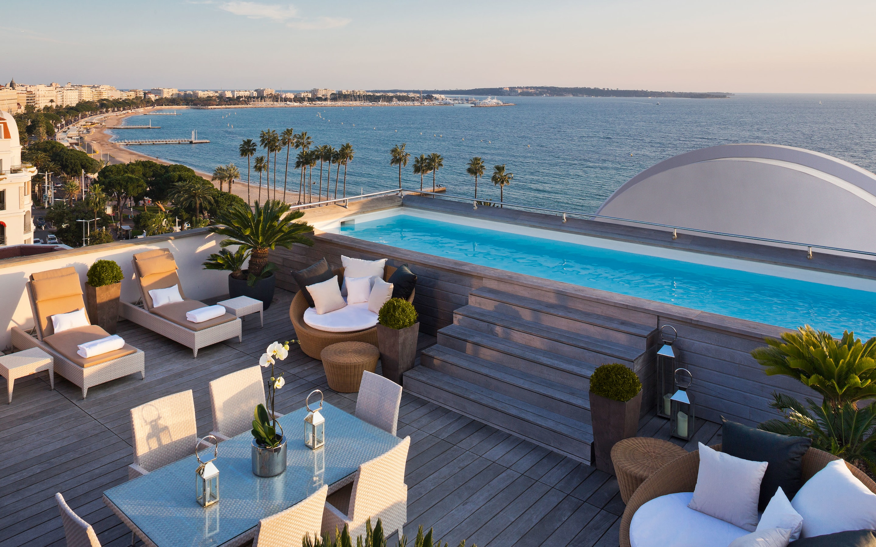 Best Hotels In Cannes Telegraph Travel
