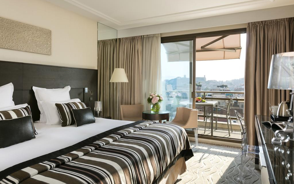 Hotel Barriere Le Gray D Albion Cannes Review France