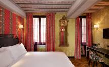 Paris Hotel Room Romantic