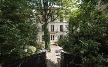 Paris Hotel Particulier Montmartre