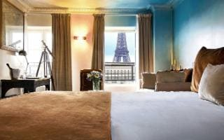 The Best Paris Hotels Near The Eiffel Tower Telegraph Travel