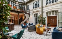 Hoxton Paris Hotel France Telegraph Travel