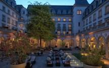 Villa Kennedy Hotel Frankfurt Germany Telegraph