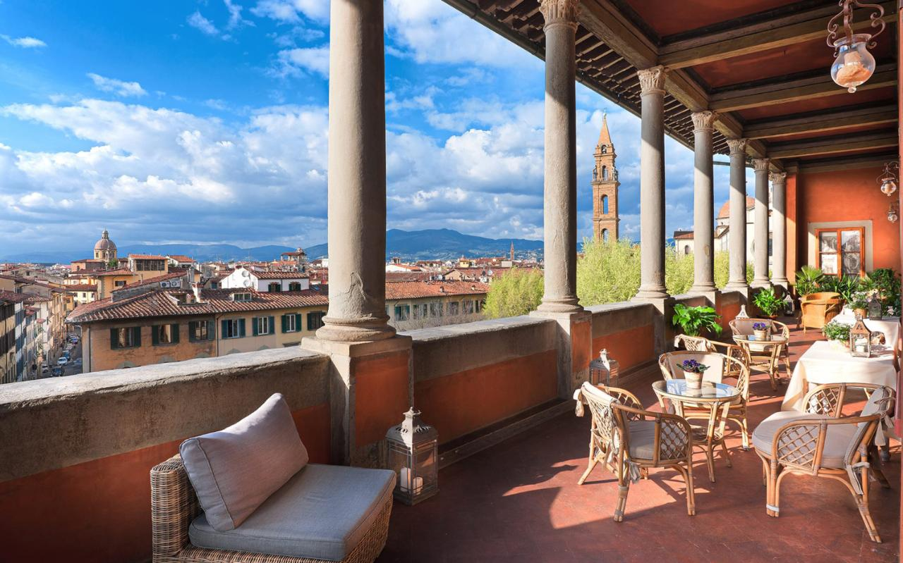 The best budget hotels in Florence  Telegraph Travel