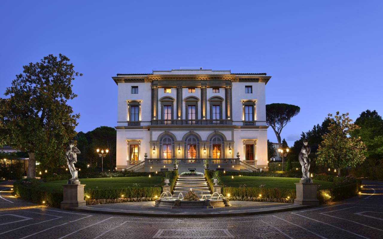 Europes best hotels for wedding venues  Telegraph Travel