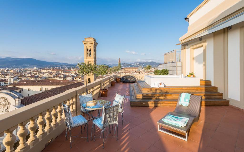 Top 10 the best fivestar hotels in Florence  Telegraph
