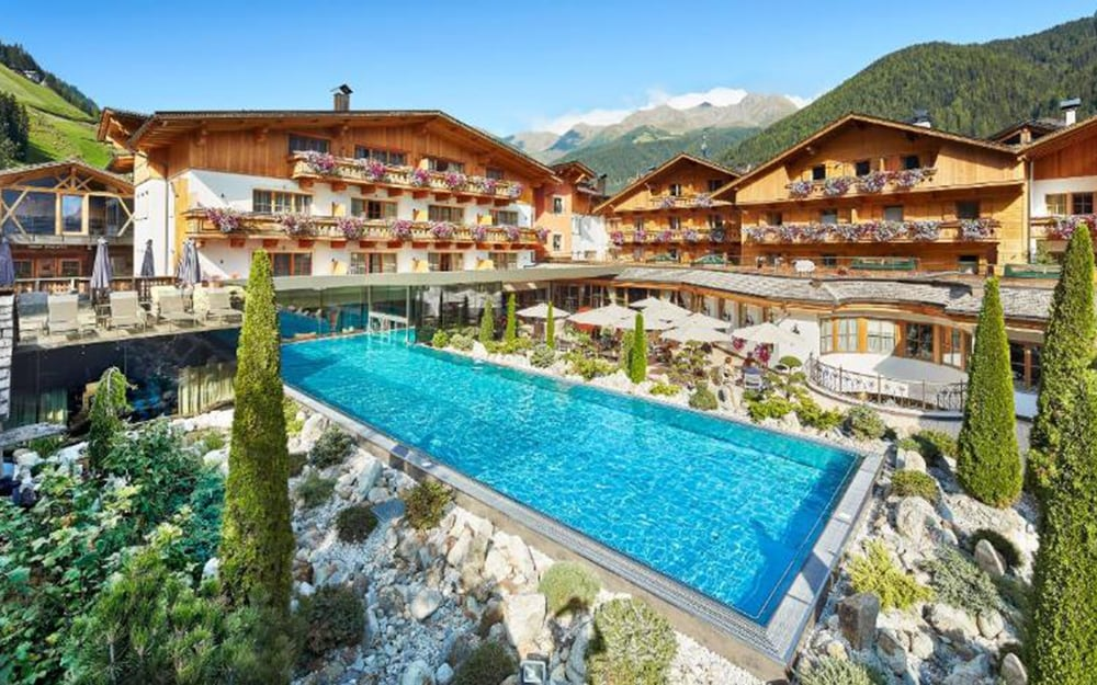 Best Hotels In South Tyrol Telegraph Travel