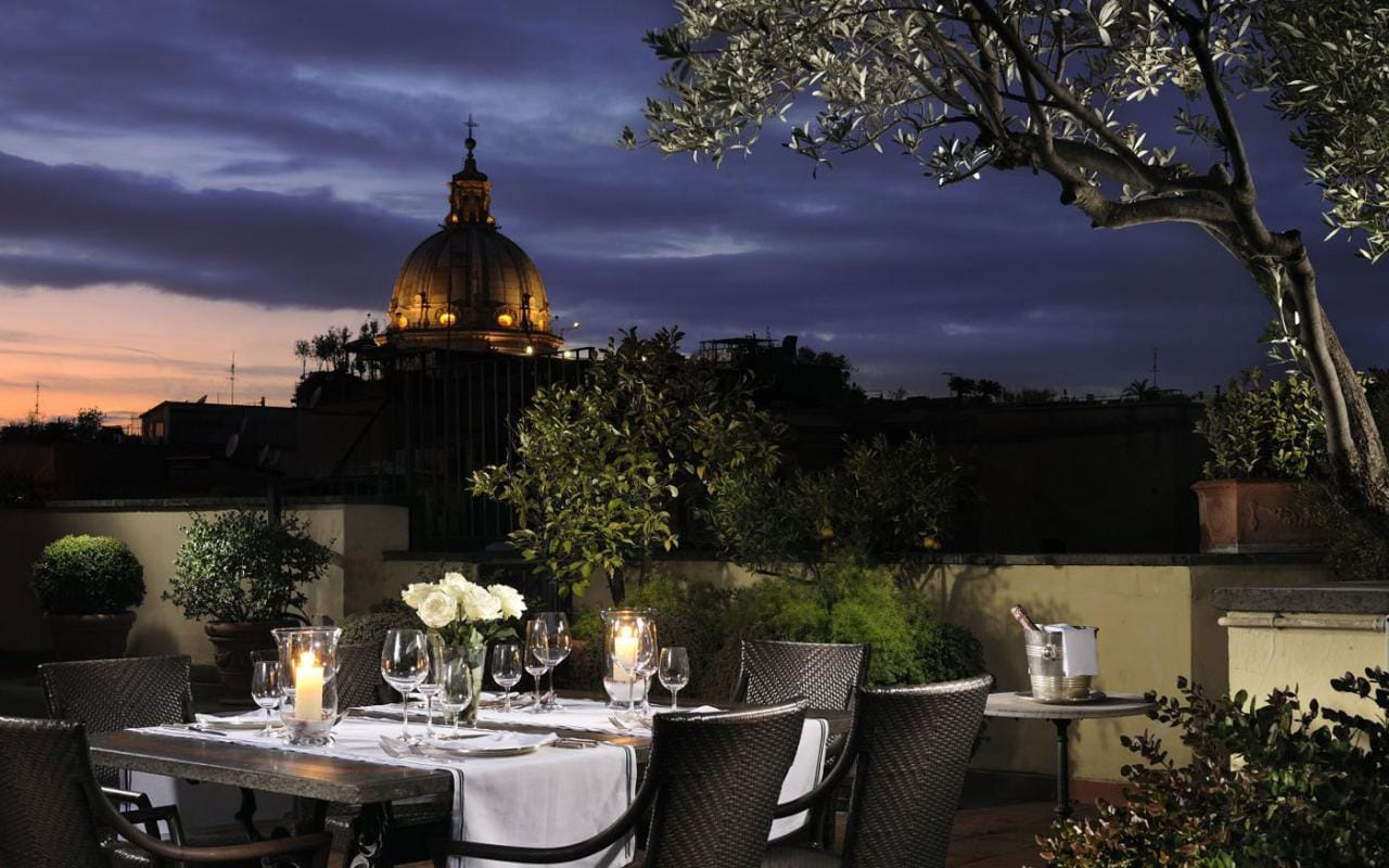 Top 10 The Best Rome Hotels Near The Trevi Fountain