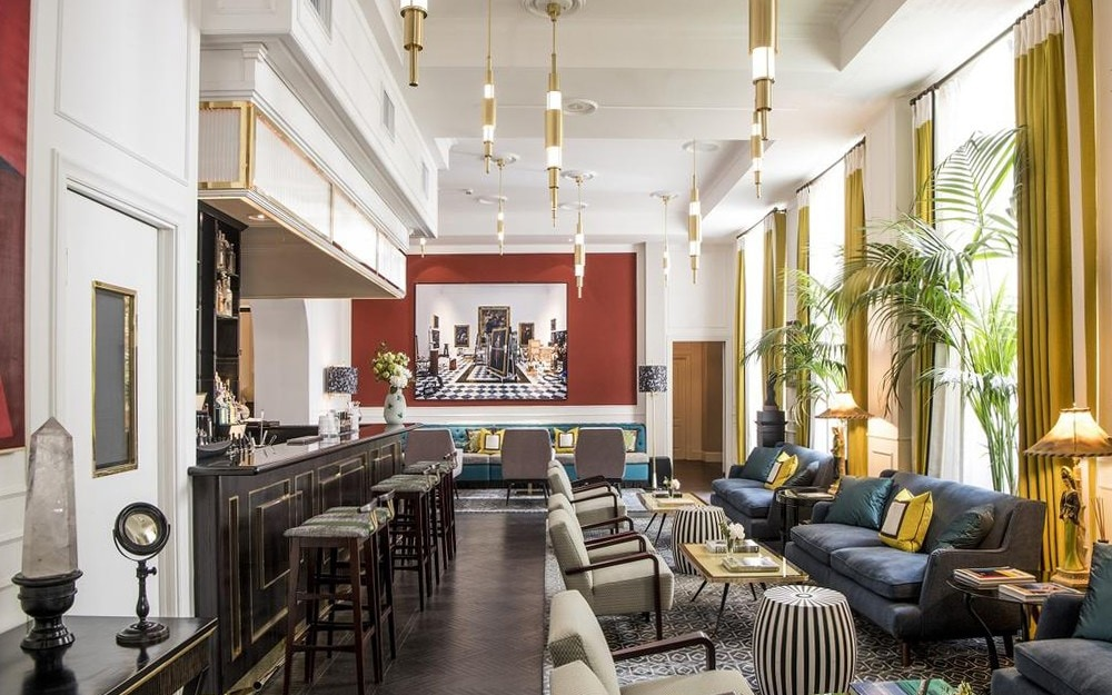 The Best Boutique Hotels In Rome Telegraph Travel