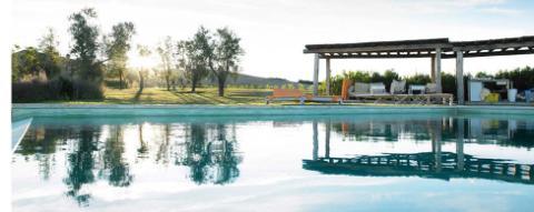 La Bandita Country House Hotel Review Tuscany Italy Travel