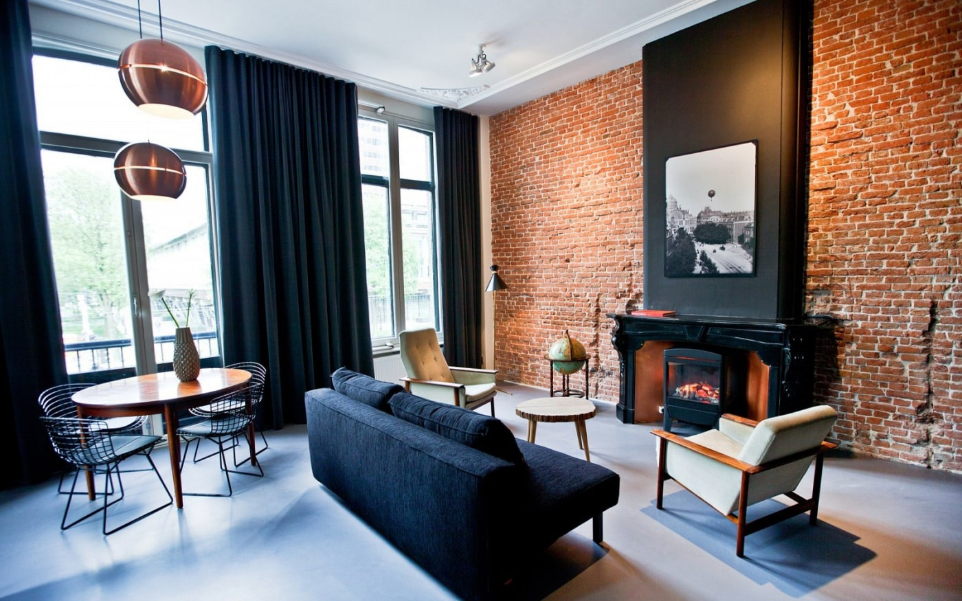 The best apartments and aparthotels in Amsterdam