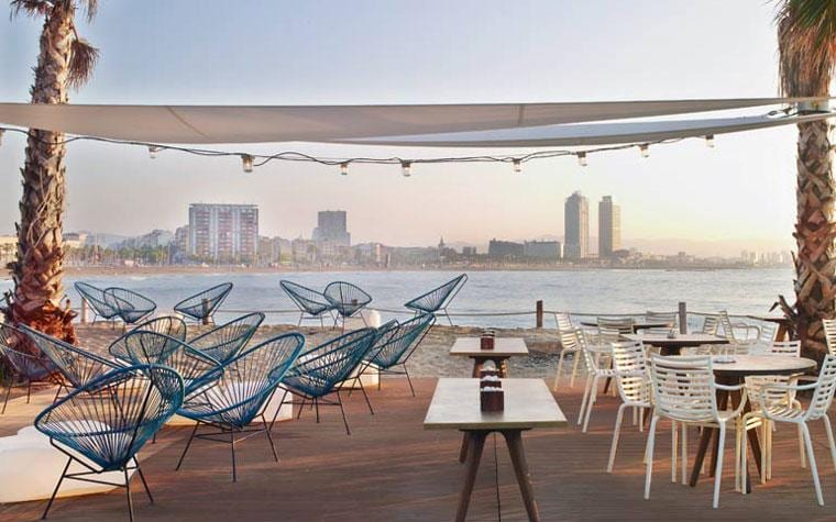 The Best Barcelona Hotels Near The Beach Telegraph Travel
