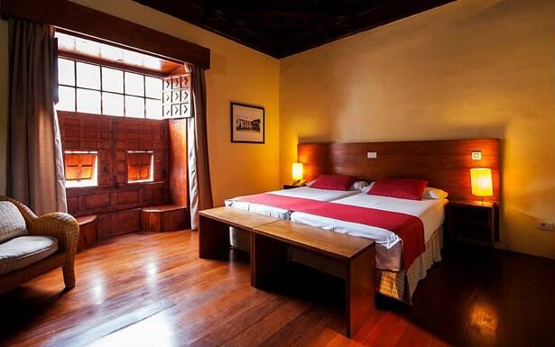 Hotel La Quinta Roja Review Tenerife Travel
