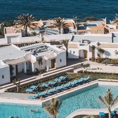 7 Pines Resort Green Sea Turtle Anatomy Diagram Seven Ibiza Hotel Review Spain Telegraph Travel