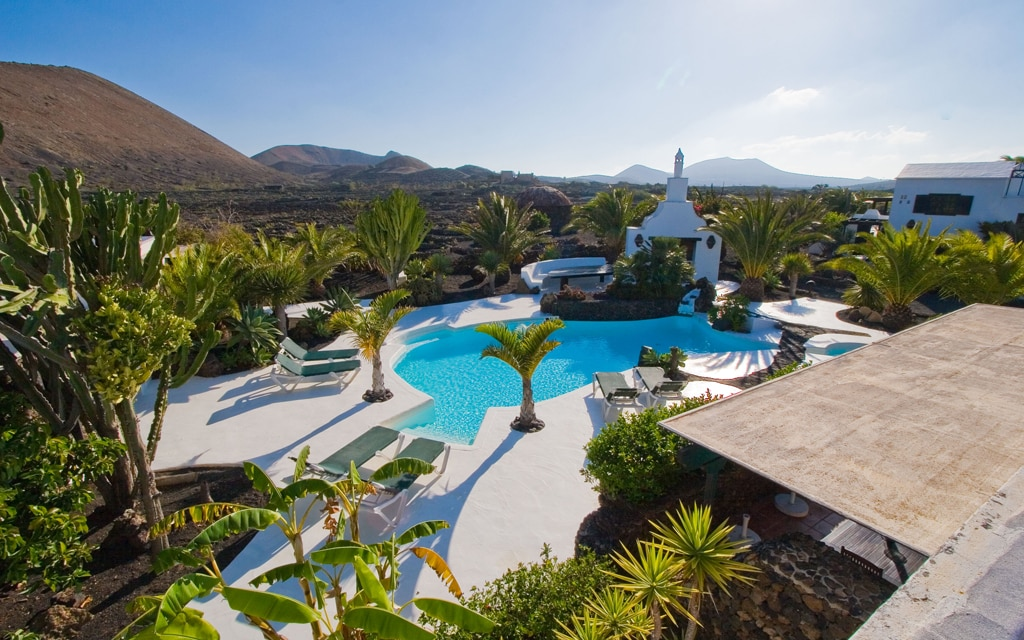 Holiday Cottages Spain Pool
