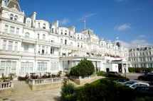 The Grand Hotel Eastbourne England